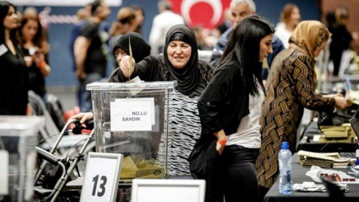 Scrutinul prezidenţial din Turcia: Ultima zi în care turcii din Germania pot vota