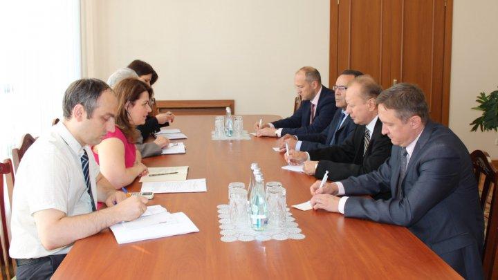 Cristina Lesnic a avut o întrevedere cu Reprezentantul Special al Ucrainei