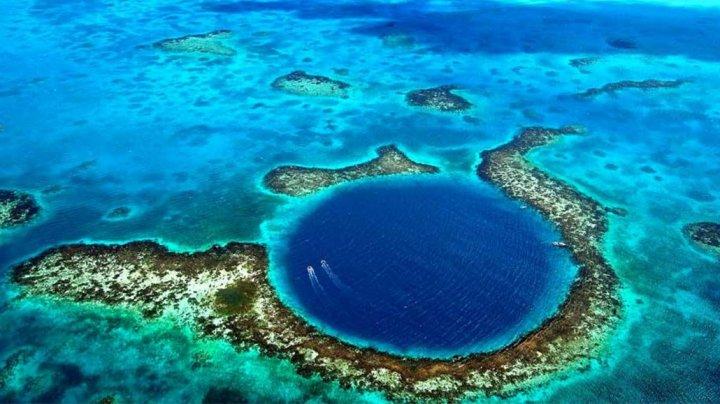 Reciful coralian din Belize a fost retras de pe lista patrimoniului în pericol