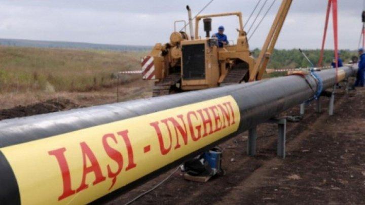 Stadiul lucrărilor la gazoductul Iași-Ungheni până la Chișinău, discutat de Comisia Guvernamentală pentru Integrare Europeană