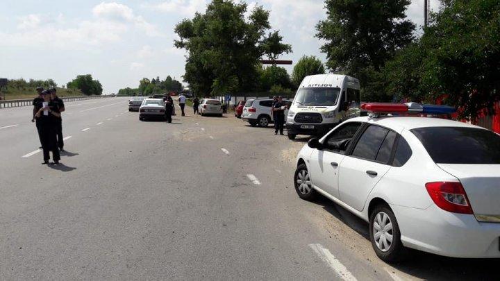 Vitezomani vânaţi de INP. 400 de şoferi s-au ales cu amenzi şi puncte de penalizare