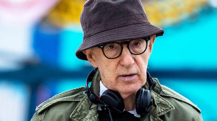 """Regizorul Woody Allen vrea să fie """"băiatul de pe afiş"""" pentru mişcarea #MeToo"""