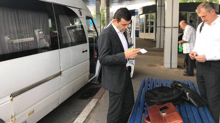 Chiril Gaburici: Trebuie să educăm conducătorii auto și companiile de transport să respecte regulile care există, fără nicio excepție