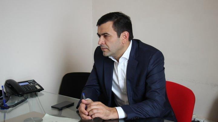 Chiril Gaburici a avut o întrevedere cu reprezentanții companiei Incaso