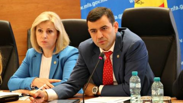 Chiril Gaburici: Vom crea o rețea de Ambasadori digitali ai Republicii Moldova peste hotarele țării