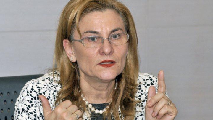 Eurodeputatul român, Maria Grapini: Prin votarea rezoluţiei întoarcem drumul Republicii Moldova dinspre Europa spre Rusia