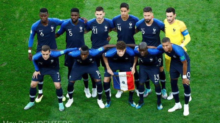 Cupa Mondială 2018: Croaţia a jucat 90 de minute în plus şi a alergat 116 km mai mult decât Franţa