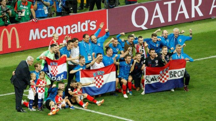 Cupa Mondială 2018: Federaţia croată i-a invitat la finală pe medaliaţii cu bronz la Mondialul 1998