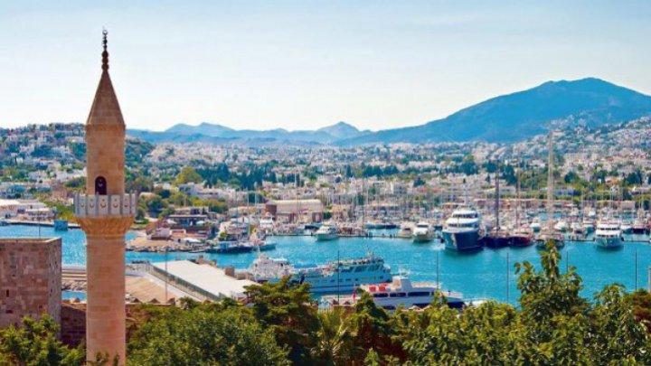 Veniturile din turism în Turcia au urcat la 11,05 miliarde de dolari, în urma creşterii numărului vizitatorilor străini