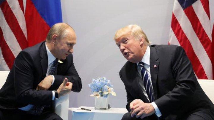 Mesajul lui Vladimir Putin de Anul Nou adresat lui Donald Trump: Rusia este deschisă dialogului