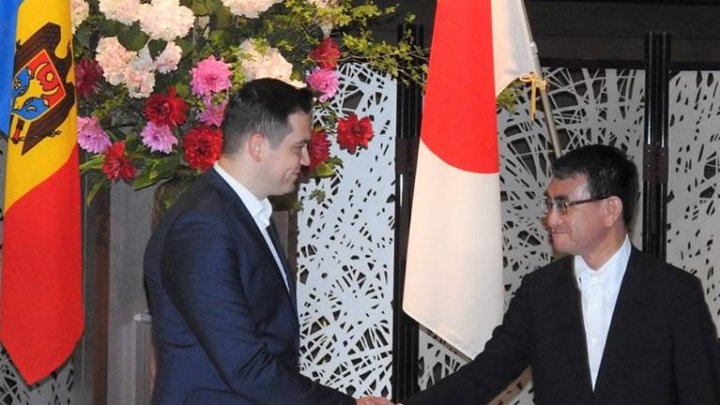 Japonia elimină regimul de vize pentru deținătorii pașapoartelor diplomatice și de serviciu moldovenești