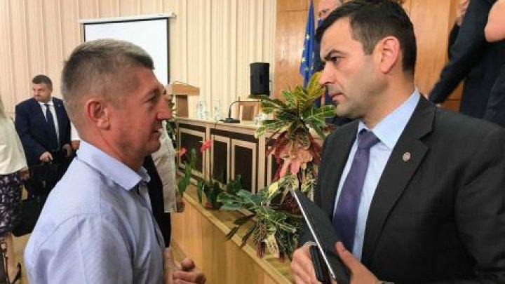 Echipa Ministerului Economiei și Infrastructurii, în discuții cu antreprenorii și locuitorii din raionul Leova