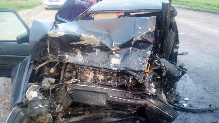 Accident GRAV în nordul țării. O persoană a murit (FOTO)
