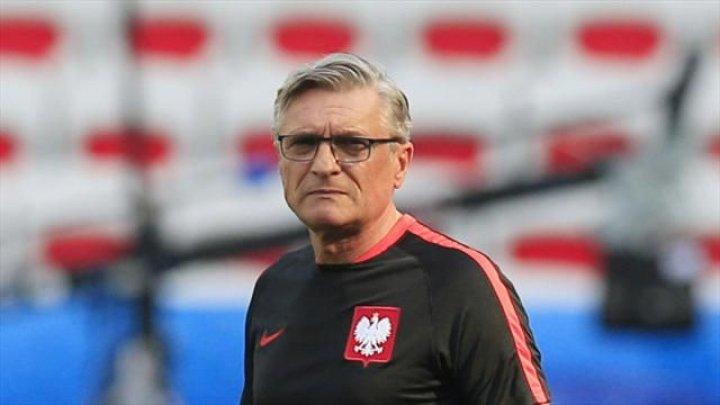 Cupa Mondială 2018: Adam Nawalka părăseşte postul de selcţioner al Poloniei după dezastrul de la Cupa Mondială