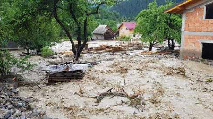 Vremea extremă face victime în România: numărul morţilor a ajuns la patru, în urma inundaţiilor