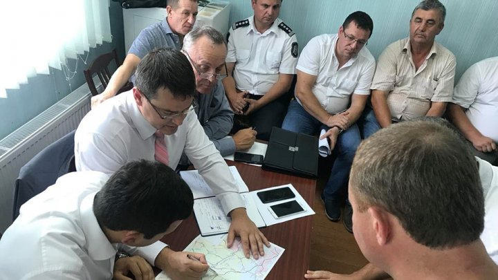 Au început lucrările de îmbunătățire a condițiilor de circulație pe drumul național G109 Delacău-Bulboaca-R2