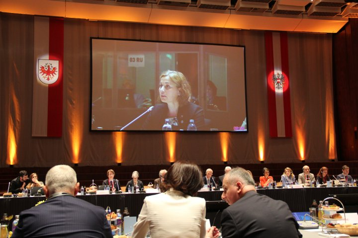 Victoria Iftodi participă la Reuniunea Informală a Miniștrilor Justiției și Afacerilor Interne din statele membre ale Parteneriatului Estic (FOTO)