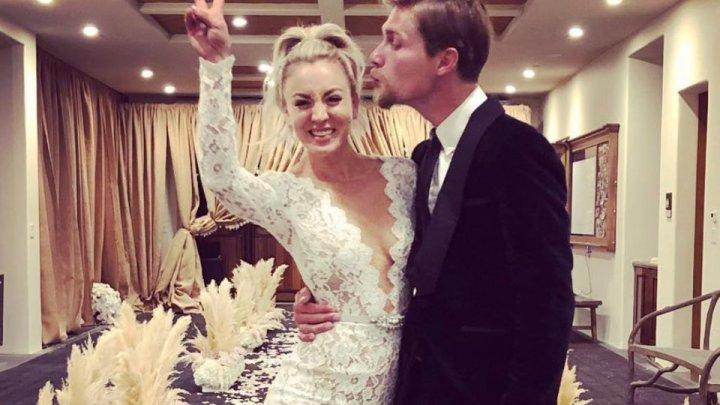 Actriţa Kaley Cuoco s-a căsătorit cu fiul unui miliardar. Cine este alesul