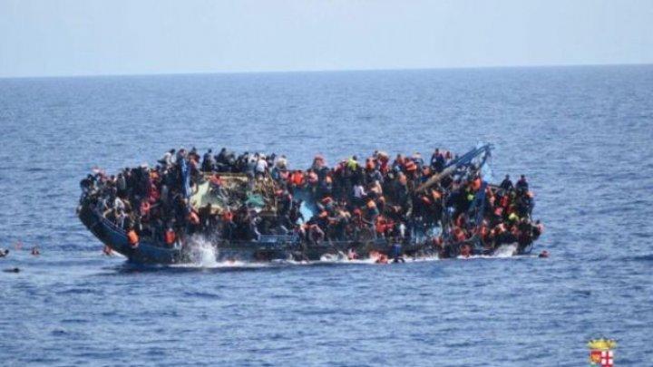 NU MAI VREA IMIGRANŢI. Italia îşi închide porturile pentru navele cu refugiaţi