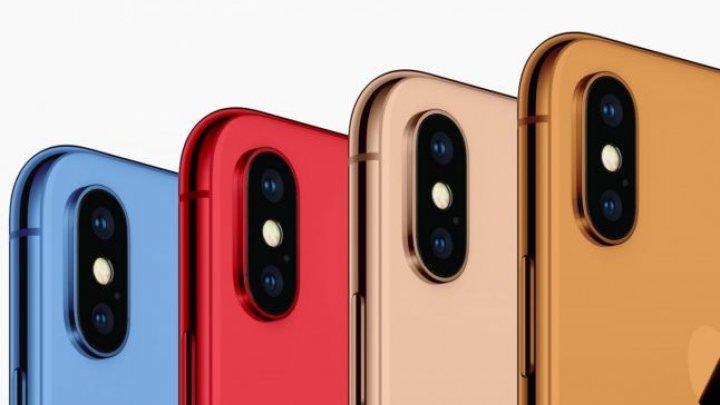 Noile culori de iPhone pe care Apple le pregăteşte pentru 2018 (FOTO)