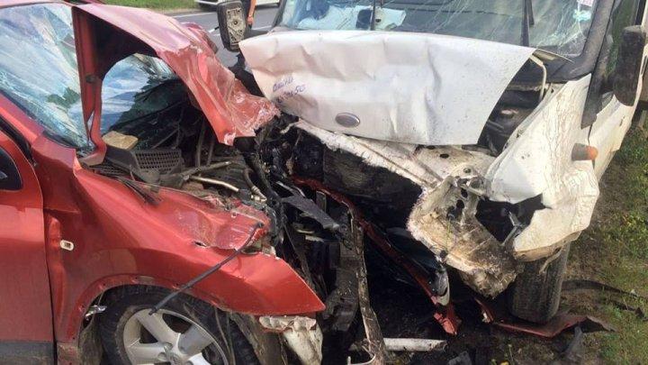 NOAPTE DRAMATICĂ pe drumurile naţionale: Opt accidente, soldate cu două persoane decedate şi 19 răniţi