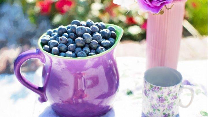 Sunt cele mai sănătoase fructe. De ce ar trebui să mâncăm zilnic afine