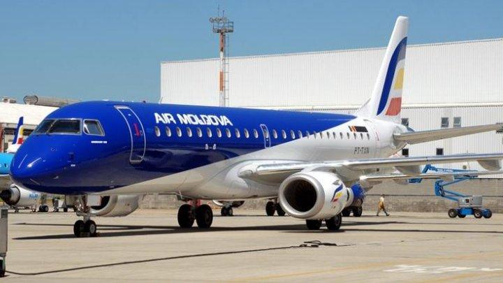 O aeronavă a fost reținută pe aeroportul din Istanbul fară a primi permisiunea de decolare spre Chișinău. Reacția companiei Air Moldova