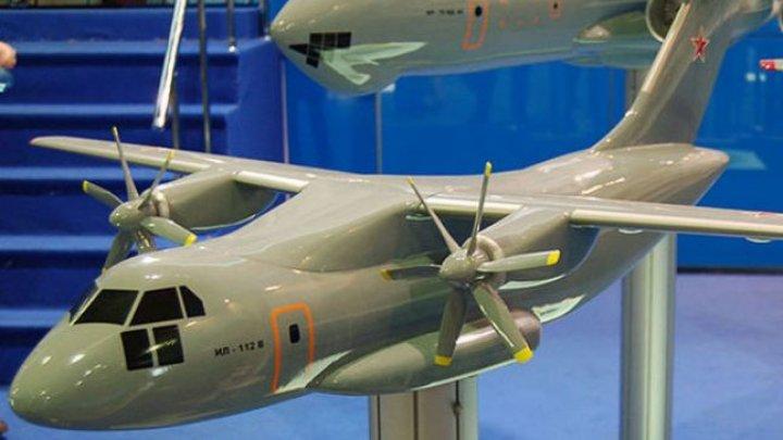Avionul militar rus Iliuşin Il-112V va fi proiectat din piese scoase la o imprimantă 3DO