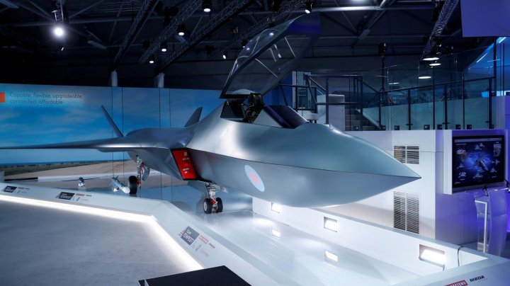 Marea Britanie lucrează la un avion de luptă cu tehnologie stealth de ultimă generație: Intrăm într-o periculoasă eră a războiului