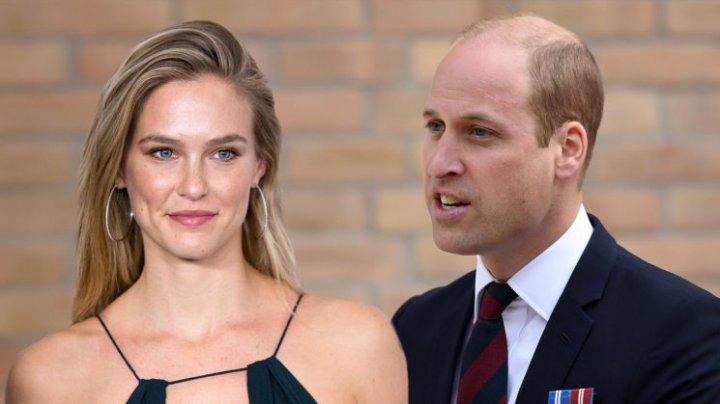 Fotomodelul Bar Refaeli, cu ochii pe prințul William: Este foarte, foarte fermecător (FOTO)