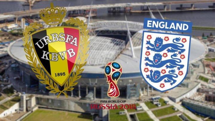 Campionatul Mondial de Fotbal 2018: Belgia a învins Anglia în mica finală