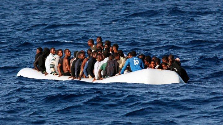 Peste 600 de imigranţi s-au înecat în Marea Mediterană în ultima lună
