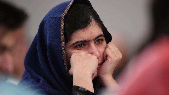 """Malala Yousafzai critică politica """"plină de cruzime"""" a lui Donald Trump privind copii imigranţilor"""