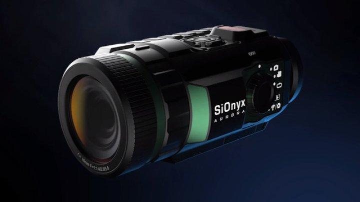 SiOnyx Aurora, camera de acţiune care poate filma în beznă totală