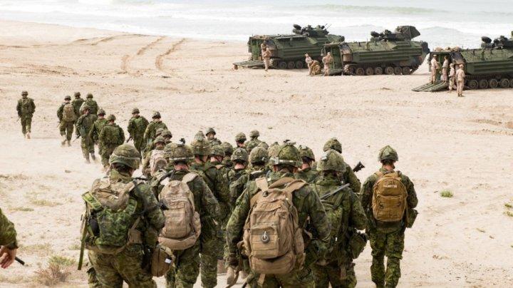 Un exerciţiu militar efectuat de armata rusă în Golful Finic a stârnit îngrijorare în Finlanda