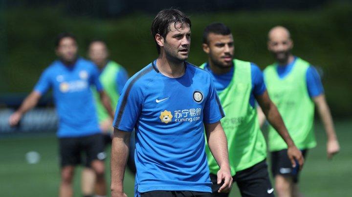 Fostul internaţional român, Cristi Chivu va antrena Inter Milano