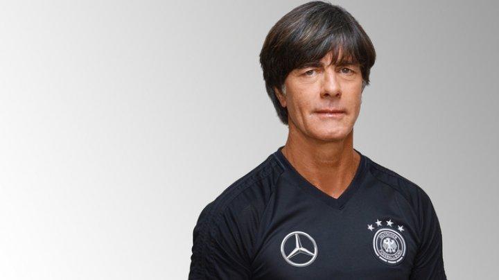 Campionatul Mondial 2018: Joachim Loew rămâne OFICIAL selecţionerul Germaniei