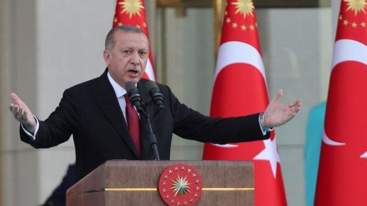 Recep Tayyip Erdogan și-a numit propriul ginere în funcția de ministru de Finanțe al Turciei