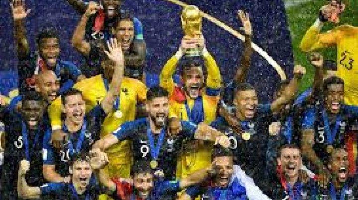 "CM 2018: Amazon va difuza documentarul despre victoria ""Les Bleus"""