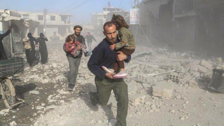 Rusia cere retragerea voluntarilor de la căştile albe din Siria