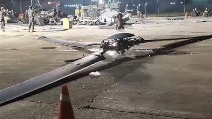Accident teribil cu cinci morţi. Elicea unui elicopter s-a desprins în timpul zborului