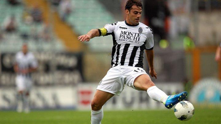 Jucătorul echipei Parma, Emanuele Calaio, suspendat doi ani şi amendat cu 20.000 de euro