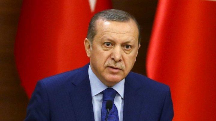 Erdogan a declarat că va discuta cu Vladimir Putin situaţia din provincia siriană Deraa