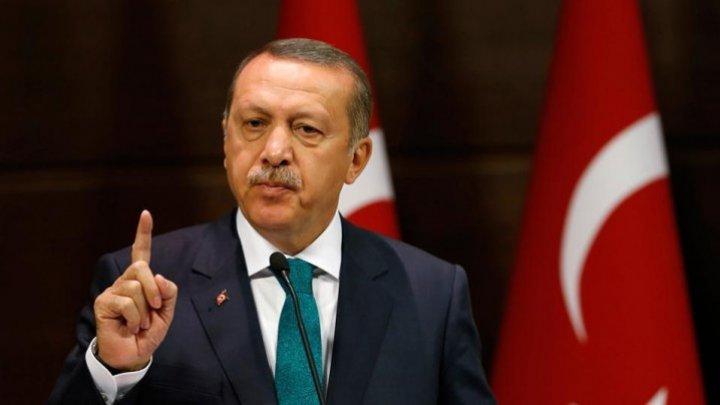 """Erdogan: Deprecierea lirei turceşti este rezultatul unui """"complot politic"""" împotriva Turciei"""