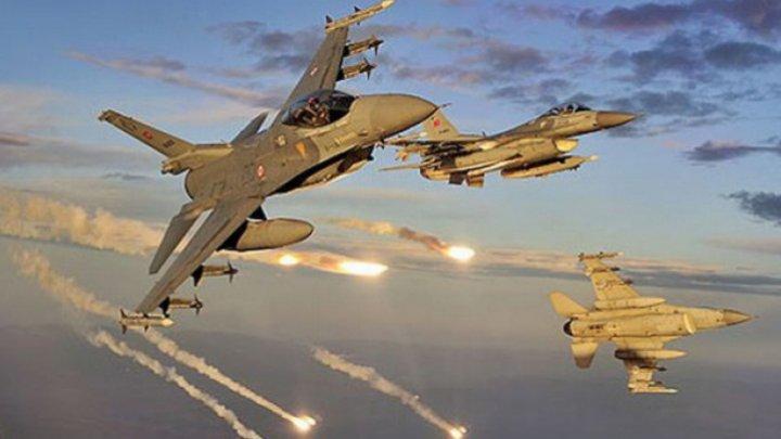 Şase membri ai grupării extremiste Stat Islamic au fost ucişi în raiduri aeriene conduse de SUA în Siria