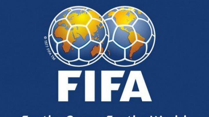 """Microbiştii din Ucraina au """"inundat"""" pagina de Facebook a FIFA cu comentarii pe marginea incidentului Vukojevic-Vida"""
