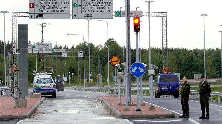Finlanda a reintrodus controalele la frontieră înaintea summitului Trump-Putin