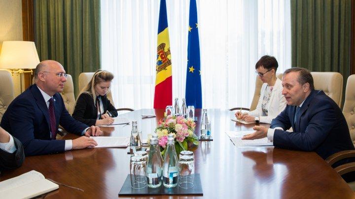 Ambasadorul Lituaniei la Chişinău: Vom continua să susținem ferm parcursul european al Republicii Moldova