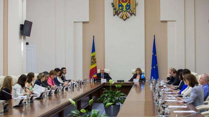 Beneficiile parteneriatului Republica Moldova – ONU, evaluate la Guvern