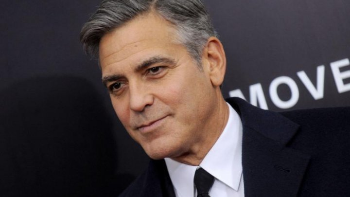 Actorul George Clooney, dus de urgenţă la spital după ce a fost lovit de o mașină